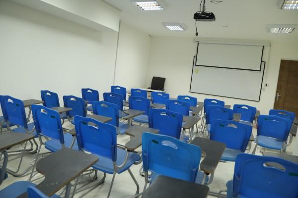 فضای آموزشی موسسه دانش پژوهان
