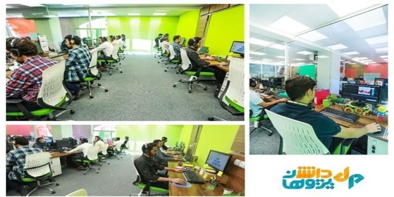 دانش پژوهان عالی قاپو همراه دانشگاه ها و آموزش های مجازی کشور